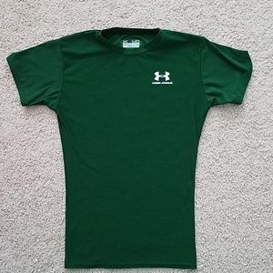 Under Armour heat gear compression shirt